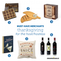 Must-Have-Merchants: For the Thanksgiving Host/Hostess