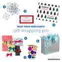 Must-Have-Merchants: Gift Wrapping Pro