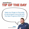 TOTD: New Programs RSS Feed
