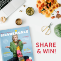 Share Your Winter Catalog on Instagram and Win!