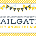 Announcing! ShareASale Under the Stars Party – Affiliate Summit West Las Vegas 2017