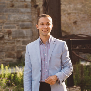 Cody McClendon, VP sales & Marketing