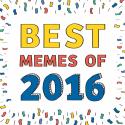 Best Memes of 2016