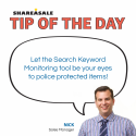 Tip of the Day: Search Keyword Monitoring Tool