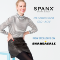 SPANX: Exclusive on ShareASale
