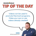 Tip of the Day – 2 Ways to Get Videos