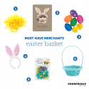 Must-Have-Merchants: Easter Basket Essentials