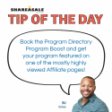 Tip of the Day: Program Boosts – Program Directory
