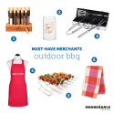 Must-Have-Merchants: Outdoor Barbecue