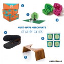 Must-Have-Merchants: Shark Tank