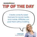 TOTD: Banner Sizes for Social Media/Mobile
