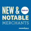 New & Notable Merchants: claire's