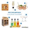 Must-Have Merchants: Cocktail Builder
