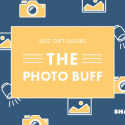 #GiftGuides: Gifts for the Photography Buff