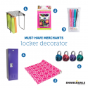 Must-Have Merchants: Locker Decorator