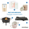 Must-Have Merchants: Hygge Essentials