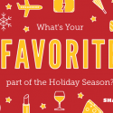 #FunFriday: What's your Favorite Part of the Holiday Season?
