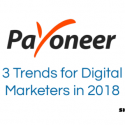 3 Trends for Digital Marketers in 2018