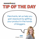 Tip of the Day: Get Your Product in the Hands of Bloggers