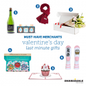 Must-Have Merchants: Last Minute Valentine's Day Gifts