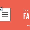 Tax Forms FAQ's