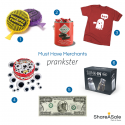 Must-Have Merchants: Prankster