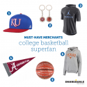 Must-Have Merchants: College Basketball Super-fan