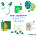 Must-Have Merchants: St. Patrick's Day Party