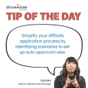 Tip of the Day: Application Rules Setup