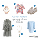 Must-Have Merchants: Spring Fashion Trends