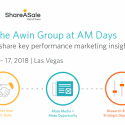 Let's talk affiliate marketing at AM Days