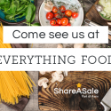 ShareASale Attending Everything Food Conference