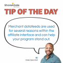 Tip of the Day: Help your program stand out with a datafeed