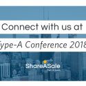 Connect with ShareASale at Type-A Parent 2018