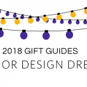 #GiftGuides: Gifts for the Interior Design Dreamer