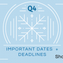 Q4 Readiness: Important Dates For Affiliate Marketing
