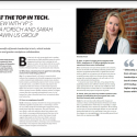 Women at the top in tech: FeedFront interview with VPs Alexandra Forsch & Sarah Beeskow Blay