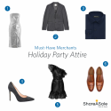 Must-Have Merchants: Holiday Party Attire