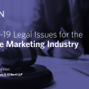 Webinar: COVID-19 Legal Issues for the Affiliate Marketing Industry