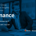 Save the Date: Awin Group Finance Sector Insights Webinar