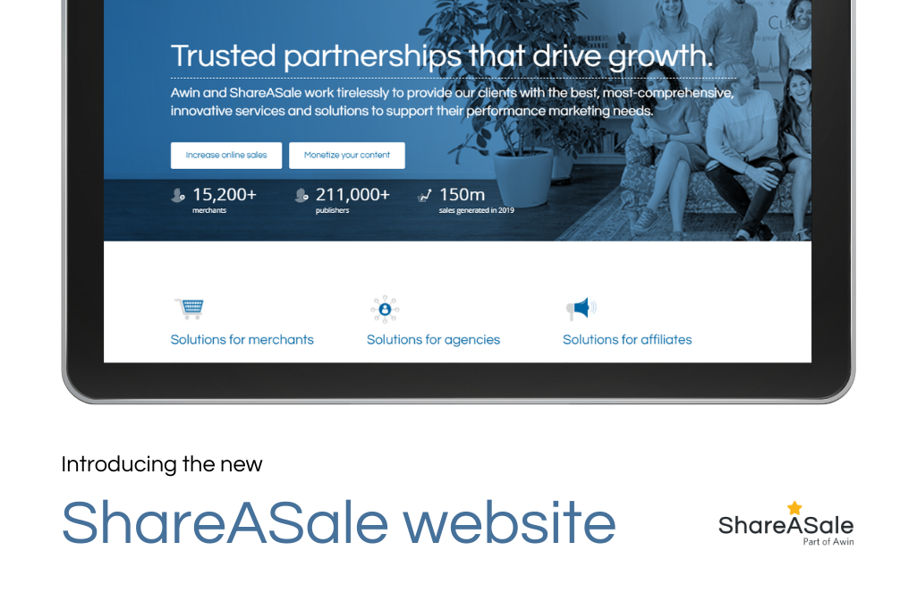 The Awin Group unveils new look for ShareASale